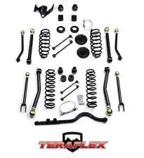 "TeraFlex 4"" Suspension Lift Kit w/ 8 FlexArms for 07-17 Jeep Wrangler JK 4 Door"