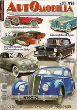 Automobilia Zeitungsbericht Bericht Tatra 87 Auto & Motorrad: Teile