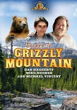 Escape To Grizzly Mountain (2014, DVD NEW)