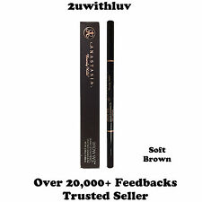 ANASTASIA BEVERLY HILLS BROW WIZ SKINNY BROW PENCIL SOFT BROWN 100% AUTHENTIC