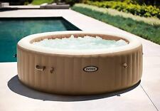 Intex PureSpa Bubble Round 4-6 Person with updated control base