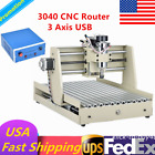 400W 3Axis USB 3D Cutter VFD CNC 3040T Router Engraver Drilling,Milling Motor