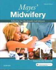Mayes Midwifery, Macdonald, Johnson, 9780702062117 Digital Format