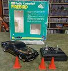Vintage Sears 49-54325 Firebird Pontiac Car Remote Control + Instruction Box