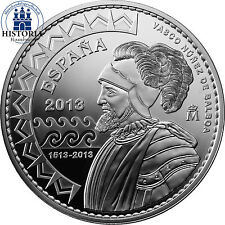 Spanien 10 Euro 2013 PP: 500. Jahre Entdeckung des Pazifik durch Vasco Balboa
