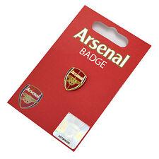 Arsenal FC Serventi Club SMALTO Cresta pin badge football club Nuovo regalo Natale