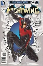 NIGHTWING #0 DC New 52 Comics High Grade 1st Print Near Mint to NM+