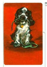 "Single Vintage Playing Card Artist A Staehle ""Butch"" Listed as ST-1-4 A"