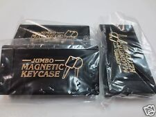Lot of 3 Hide-a-Keys Magnetic Spare Key Case/ Jumbo Size/ Strong