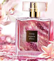 Avon Little Sequin Dress Eau De Parfum Spray Blumig-Orientalisch Spritzige Neu