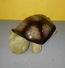 "Cloud b Green 12"" Twilight Turtle Night Light Nursery Decor Constellation Stars"