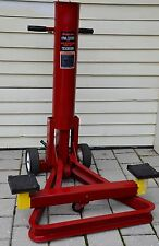 Snap-on tools 2-1/2 ton Air Operated Vehicle End Lift Pneumatic Jack NEW