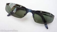 ORGINAL 90er Jahre Fat Boy Speed Sonnenbrille nur Oberrand Bohrbrille size M
