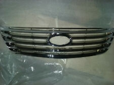 Chromed Mesh Cover Car Front Grille Grill Fit For Hyundai Azera 2006-2009