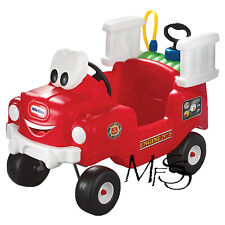 Little Tikes Spray and Rescue Fire Truck Cozy Truck Cozy Coupe  *   Brand New