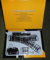 "O-Line Reproduction K-Line RH O GAUGE O31"" SUPERSNAP SWITCHES 031 LED LIGHTS"