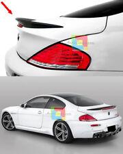 BMW SERIE 6 E64 E63 2004-2010 SPOILER SUL COFANO LOOK M6
