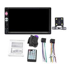7 inch 2DIN 7023B Car Radio Bluetooth BT Stereo MP5 Player USB FM Radio W/Camera