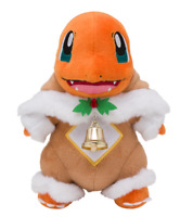 Pokemon Plush doll Sawsbuck Poncho Charmander Pokémon Frosty Christmas 2019