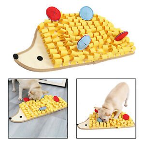 Cotton Snuffle Mat for Dogs Pets Feeding Mat Puppy Training Pad Puzzle Toys