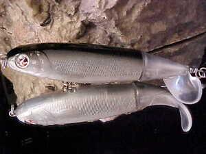 "River2Sea 5"" Larry Dahlberg Series WHOPPER PLOPPER WPL130-17 for Bass/Pike"