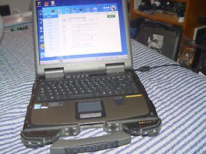 Getac B300 G5 Toughbook 4th Gen Core i5-4300M 2.6G 8GB RAM 256GB SSD GPS WIFI