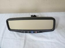✅ 10 11 12 13 14 Chevrolet Traverse AUTO DIM Rear View Mirror OnStar Camera OEM