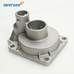 17411-94421 Stainless Steel Case Water Pump For Suzuki Outboard Motor 2T 20-40HP