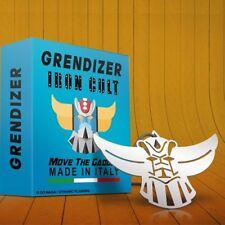 Pendentif Goldorak officiel Official Grendizer pendant Grendizer iron cult