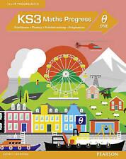 KS3 Maths Progress Student Book Theta 1: [Theta] one Confidence... 9781447962328