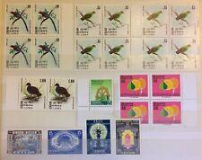 Briefmarken Ceylon - Sri Lanka  LOT postfrische Sonder- und Dauermarken