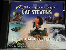 Cat Stevens - Remember - Le Nec Plus Ultra Collection - Album CD - 1999