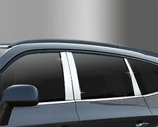 Auto Clover PVC Chrome B Pillar Sticker Trim Set for Chevrolet Orlando