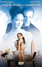 Coup de Foudre à Manhattan (Ralph Fiennes, Jennifer Lopez) - DVD