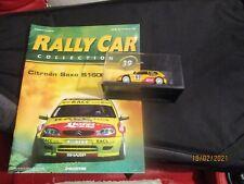 DE AGOSTINI RALLY CAR COLLECTION #39 CITROEN SAXO S1600
