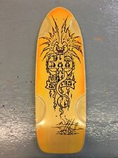 Wes Humpston DOGTOWN Hand Done One Off, BULLDOG Skates.