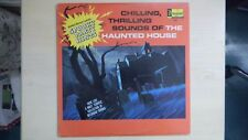 Disneyland Records THE HAUNTED HOUSE CHILLING, THRILLING SOUNDS LP 1964