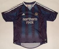 AWAY SHIRT ADIDAS NEWCASTLE UNITED 2004-05 Jersey Trikot Maillot Maglia Camiseta