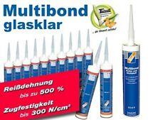 Technolit Multibond Montagekleber Dichtstoff glasklar, extrem Zugfest 300 N/cm²