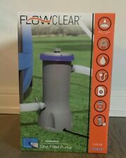 🚨 Bestway 58388E 1000 GPH Above Ground Swimming Pool Filter - FREE SHIPPING