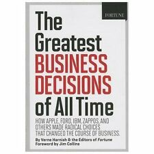 FORTUNE The Greatest Business Decisions of All Time: Apple, Ford, IBM, Zappos, a
