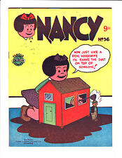 Nancy  No.36    :1950's:     : 'Real Housewife' Cover! :     : Australian Copy :