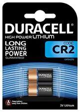 20x Duracell CR2 Ultra Lithium Battery Nk050 es