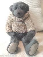 ❤️McB's BEARS 🐻 BARBARA McCONNELL LIMITED EDITION TEDDY BEAR ARTIST ORIGINAL❤️
