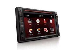 "Philips 2-DIN 6.2"" LCD Touch Screen Car Audio CD/USB/FM/AM/Bluetooth CED1500BT"