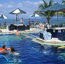 BALI - Seascape Beach Club Resort 7 n 2 + 2,  accommodation + TRANSF. + BONUSES