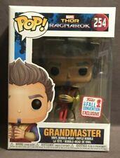 Funko Pop Marvel Thor Ragnarok 2017 NYCC Exclusive Grandmaster #254