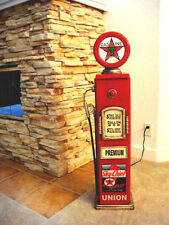 "42"" Texaco Sky Chief Gas Pump Cabinet with light. Mancave/Gameroom."