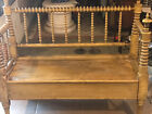 antique settee bench Southwest  New Mexico