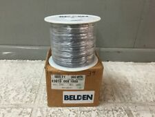 Belden Hook – Up Wire 16 AWG 1000 ft Silver Coated 83010 008 GRY 305MTR